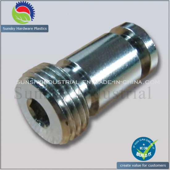 CNC Machined Turned Part for Axle Shaft Sleeve (ST13137)