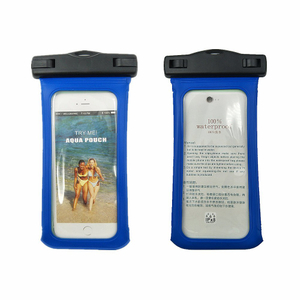 Universal Travel Swimming Waterproof iPhone Dry Bag for 5.5 Inches