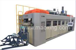MX16G MULTY STATION THERMOFORMING MACHINE
