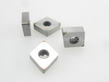 Carbide Heavy Cutting Inserts