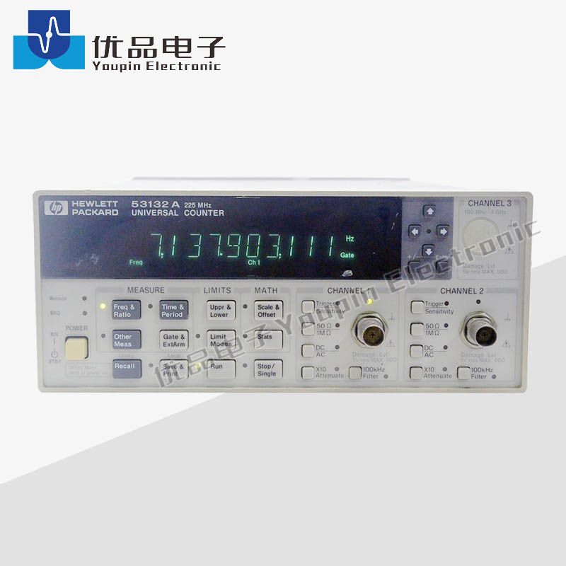 Agilent Frequency Counter : Keysight agilent a universal frequency counter buy