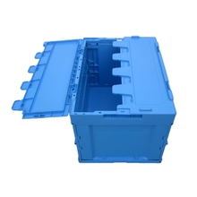 Collapsible box with Lid 530-365-335
