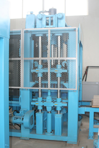 Machine side