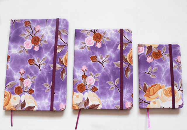 PVC leather notebook (20)