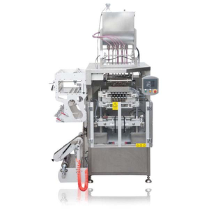 Liquid & Paste Sachet Packer