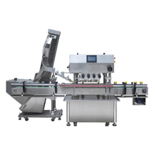 XG-100 linear capping machine