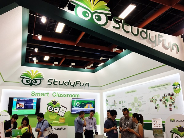StudyFun Shows e-Learning Transformation at Computex 2016