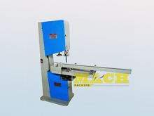 Manual Toilet Paper Roll Cutting Band Saw