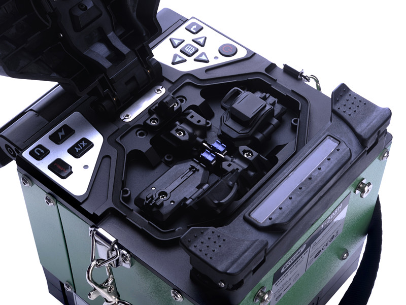 SKYCOM T-208H fiber optic Fusion Splicer