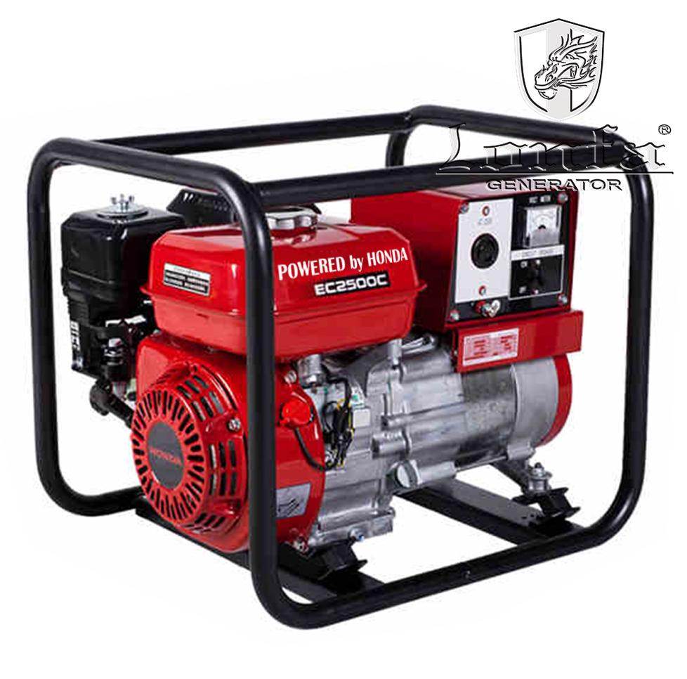 Honda type gasoline generator ec2500c buy 2 for Generator with honda motor