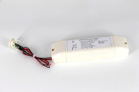LED Emergency Converter for 20W 25W 30W LED luminaires with External Driver