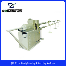 JZ2 Wire Straightening & Cutting Machine