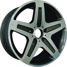 W0126 Replica Alloy Wheel / Wheel Rim for mercedes-benz GLK GL ML