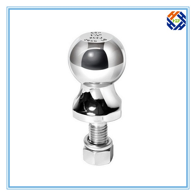 CNC Machining Part for Trailer Ball by Forging-5
