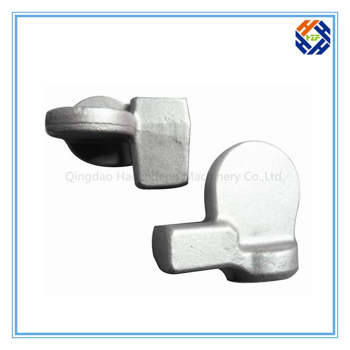 Railway Clip Made by Sand Casting Processing-1