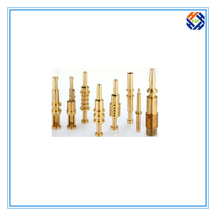 Brass Fasteners Bolt by CNC Machining-3