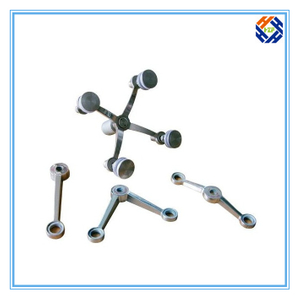 Stainless Steel Glass Clamp Spider Bracket