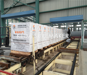 AAC Packing line