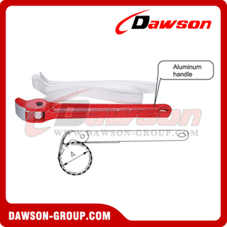 DSTD06J-2 Alu.Handle Strap Wrench