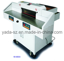Program-Control Paper Guillotine YD-550G