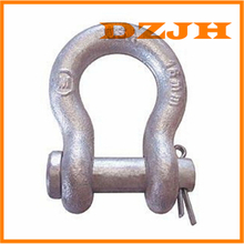 G-213 / S-213 Round Pin Anchor Shackles