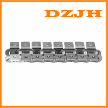Single Pitch Conveyor Chain with K-1 Attachment