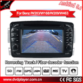 Anti-Glare car stereo or benz viano vaneo Vito carplay car dvd player