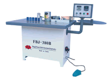 FBJ-380B Manual edge banding machine