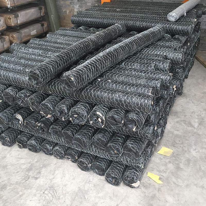 PVC Coated Hexagonal Wire Mesh - Buy PVC Coated Hexagonal Wire ...