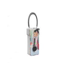 YD-125 Fingerprint padlock