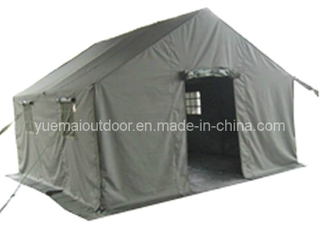 Frame Army Tent with Cotton Canvas