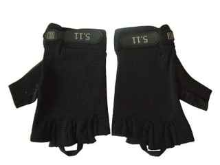 Black Tactical Combat Gloves
