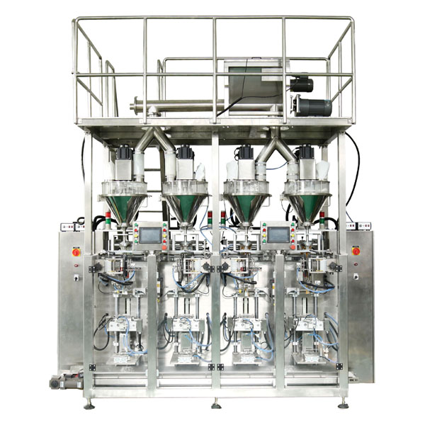 BP240-4 stick bag packing machine