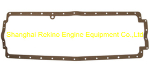CCEC Cummins NT855 Oil pan gasket 3032861 3099083 engine parts