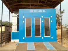 Car Paint Spray Booth Oven Nigeria