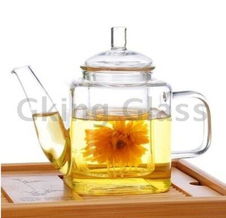 Glass teapot-T09005