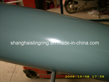 Epoxy Polyester Electrostatic Powder Coating for Stainless Steel Lighting Pole
