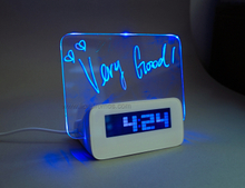 Office/House/Bar LED Backlit Writing Messeage Board