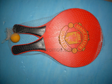 Football Club Promotional Souvenir Gift Beach Racket Ball Set
