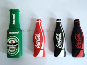 Heineken Beer Promotional Gift Usb Flash Drive