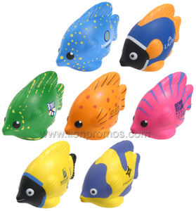 Private Logo PU Fish Model