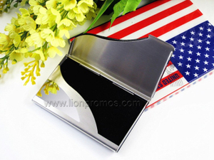 Stainles Steel Business Card Holder Box