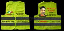Presidential Election Campaign Gift High Reflective Safety Vest