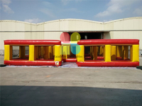 RB91016(11x9m) Inflatable large maze for sale for kid