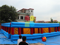 RB91016-1(11x9m) Inflatable large maze for sale