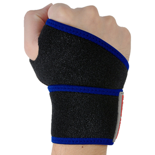 Kawang Half-finger Wrist Protecting Band Fitness Training Carpal Palm Support For Weightlifting