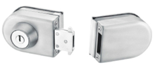 Glass door lock FS-232