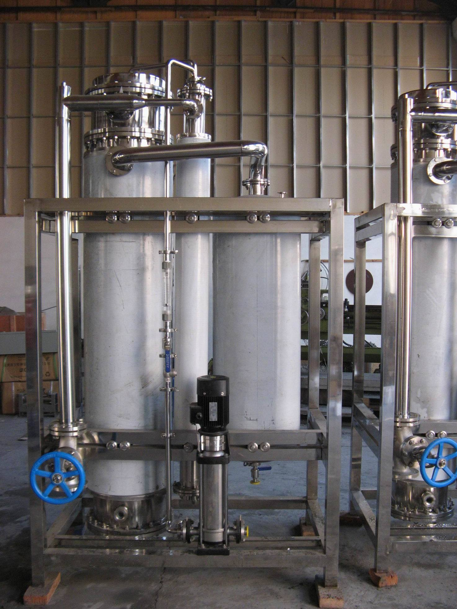 LCZ Type Pure Steam Generator for Pharmaceutical