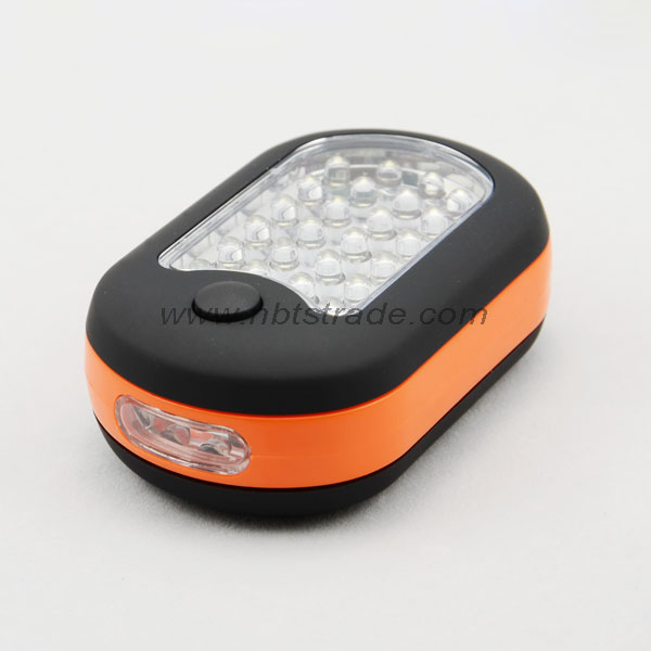 27 LED Working Light with Flashlight