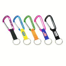 Custom key chain lanyards with logo print for promotion